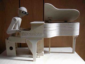 Пианист. Ярмарка Мастеров - ручная работа, handmade.