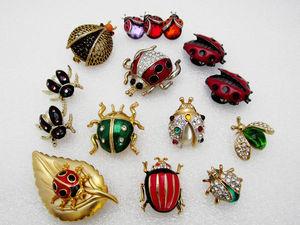 Драгоценный Инсектарий: Образы насекомых в прекрасных работах ювелиров. Ярмарка Мастеров - ручная работа, handmade.
