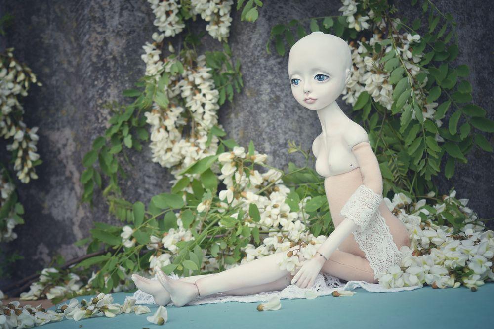 кукла в подарок, интерьер, art doll, коллекция
