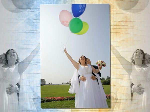 Свадебное слайд-шоу | Ярмарка Мастеров - ручная работа, handmade