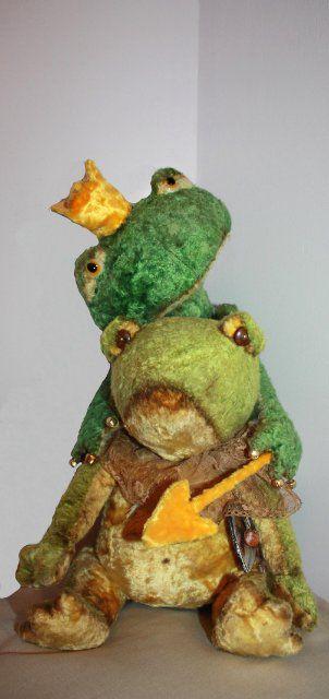жабы, мара гришина