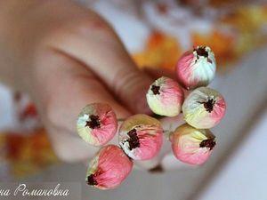Мастерим маленькие «райские» яблочки. Ярмарка Мастеров - ручная работа, handmade.