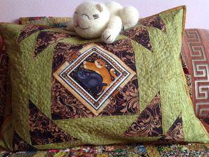 Детское лоскутное одеяло своими руками. Часть 1. Ярмарка Мастеров - ручная работа, handmade.