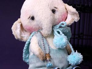 Тедди слоник Крим. Ярмарка Мастеров - ручная работа, handmade.