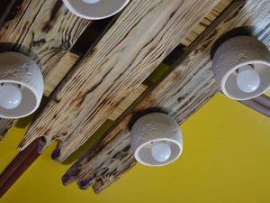 Видео мастер-класс: делаем люстру из дерева. Ярмарка Мастеров - ручная работа, handmade.