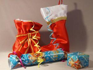 Подарки от Снегурочки!!!))). Ярмарка Мастеров - ручная работа, handmade.