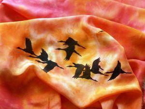 Конкурс коллекций у Натальи Шелковая радуга! | Ярмарка Мастеров - ручная работа, handmade