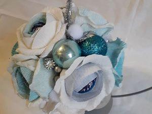 Новогодний шар. Ярмарка Мастеров - ручная работа, handmade.