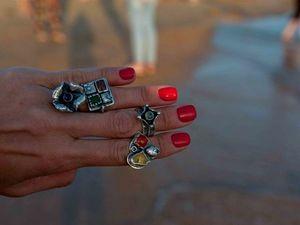 Как украшения съездили на море. Фотоотчет. Ярмарка Мастеров - ручная работа, handmade.