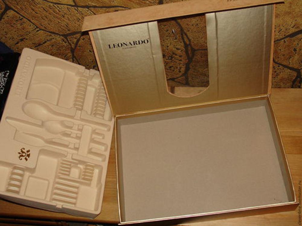 из старой коробки