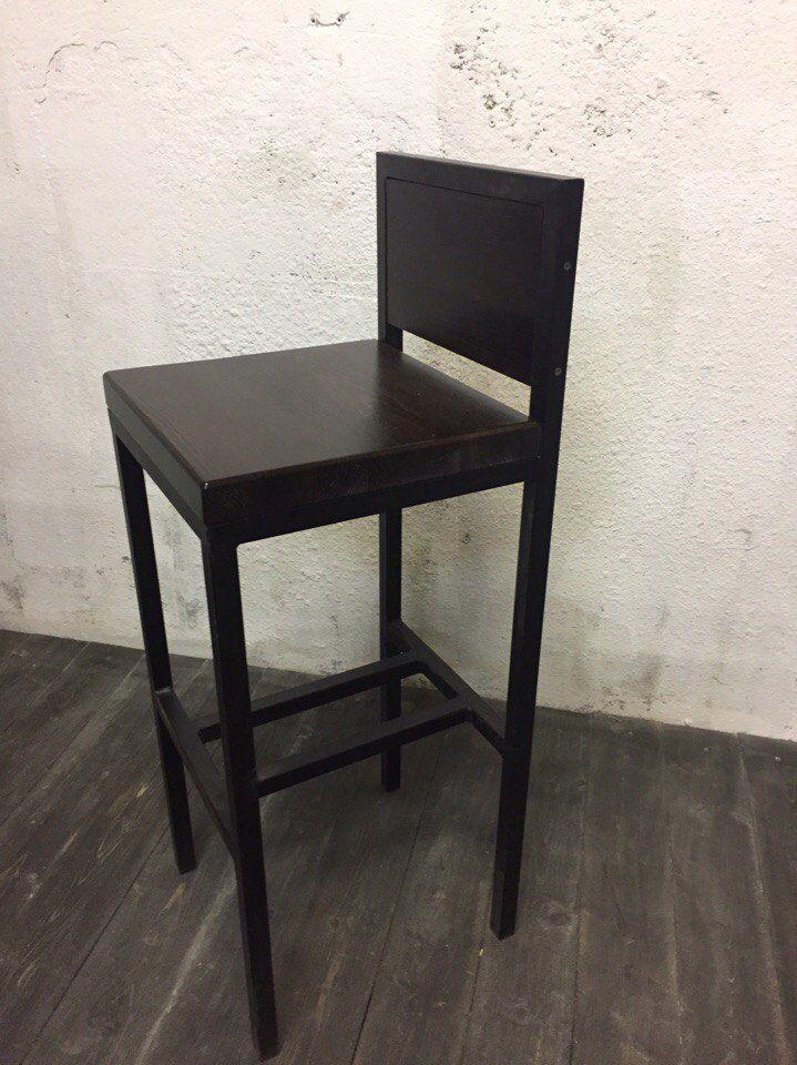 стул, стул для бара, мебель на заказ, лофт стиль, мебель из массива, мебель для ресторана, лофт интерьер
