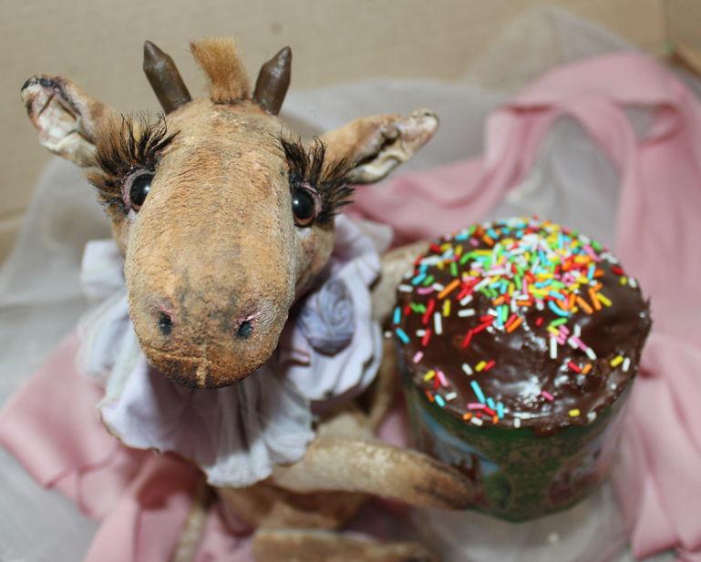 аукцион, аукцион сегодня, аукцион с нуля, жирафик, ручная работа, авторская работа, подарок девушке, пасха