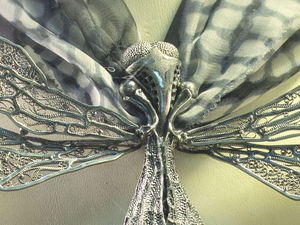Процесс создания броши «Стрекоза». Часть первая | Ярмарка Мастеров - ручная работа, handmade