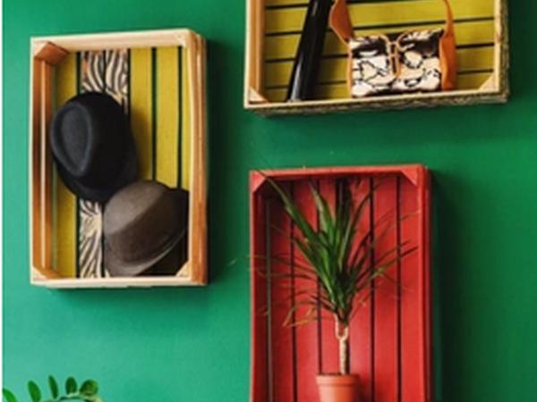 Такие необычные обычные ящики | Ярмарка Мастеров - ручная работа, handmade
