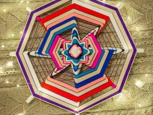 Мандалы в подарок на Новый Год. Ярмарка Мастеров - ручная работа, handmade.