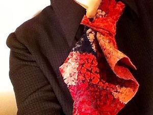 Валяем Французский платок с Еленой Гарбовской. Москва   Ярмарка Мастеров - ручная работа, handmade