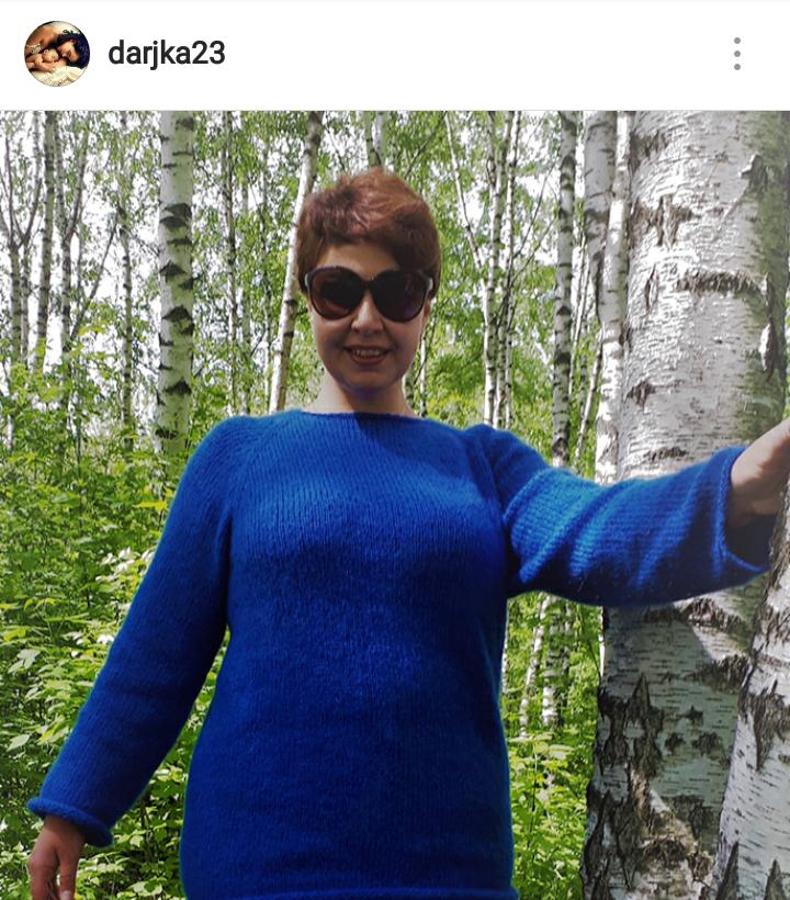 ажурный свитер, как вязать свитер