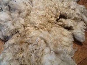 Можно ли при прочесе овечьей шерсти использовать антистатик?   Ярмарка Мастеров - ручная работа, handmade