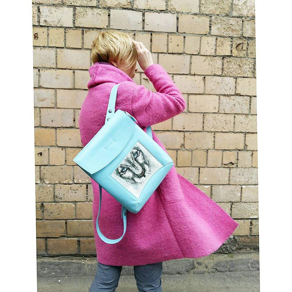 сумка трансформер, красивая сумка