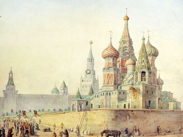Подборка для работы в русском стиле | Ярмарка Мастеров - ручная работа, handmade