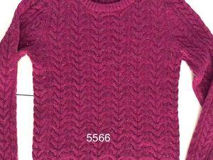 Последни дни распродажи! Скидка 15% на всю пряжу! Мой новый свитер из Софт Донегал!. Ярмарка Мастеров - ручная работа, handmade.