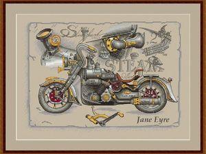 Мотоцикл. Начало.   Ярмарка Мастеров - ручная работа, handmade