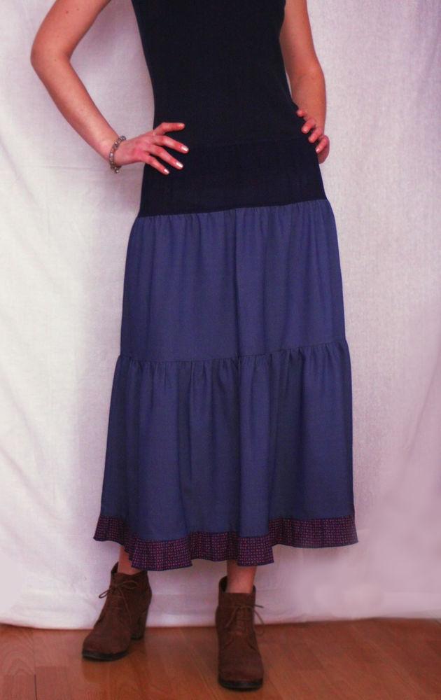 бесплатная доставка, чехол юбка, юбка в пол, linen skirt, skirt with lace