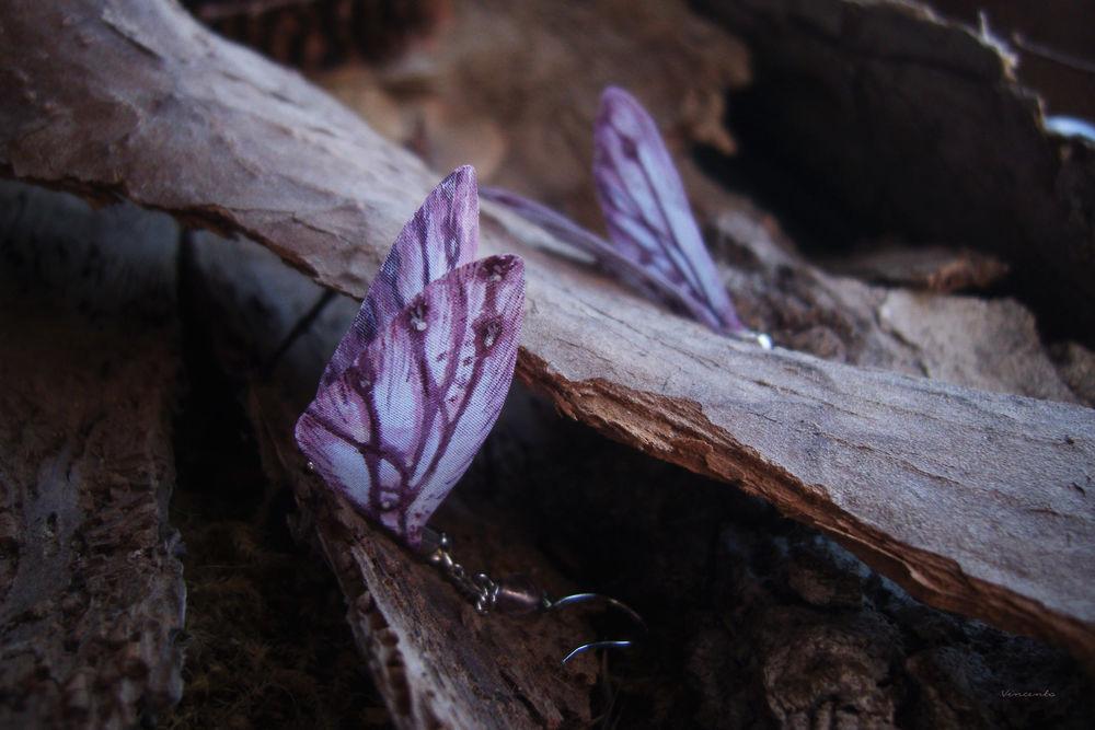 серьги крылья бабочки, пополнение магазина