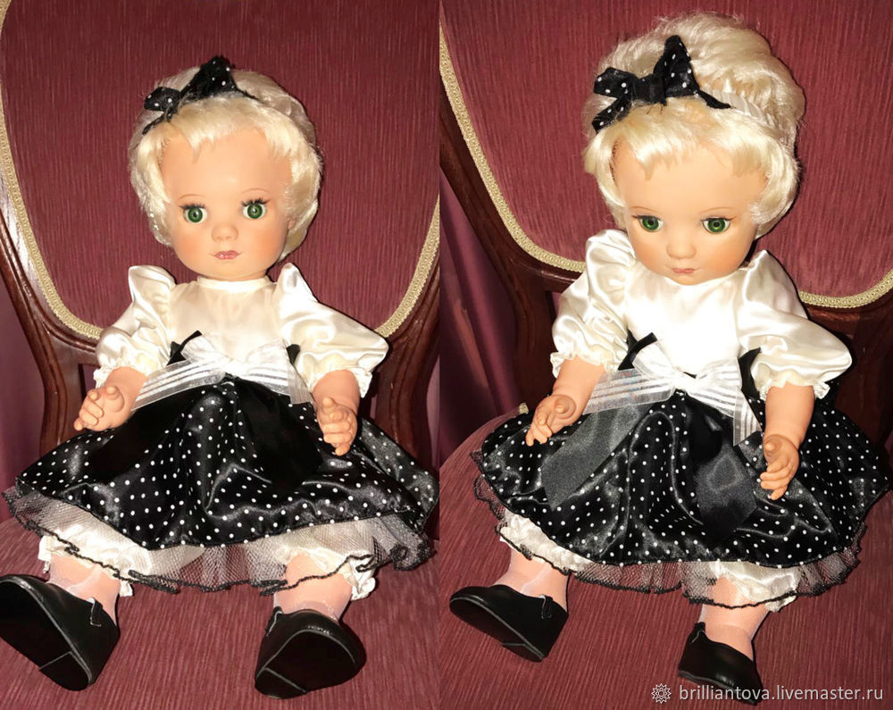 Как привести в порядок волосы кукле - Советчица Кидстафф