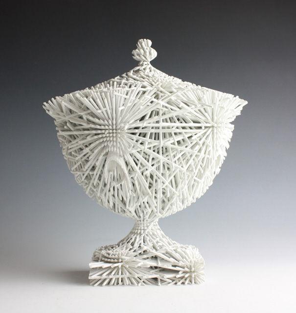 До чего дошел прогресс, или Необычная керамика в работах современных авторов, фото № 18