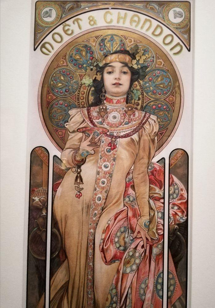 Альфонс Муха и его Женщины, часть 1. Музей Люксембурга в Париже
