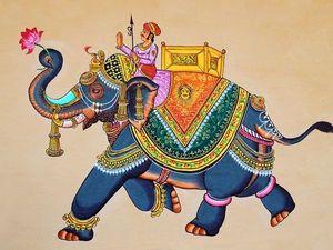 Как действовать, не боясь неудач, или Заключаем договор с собственным Слоном. Ярмарка Мастеров - ручная работа, handmade.