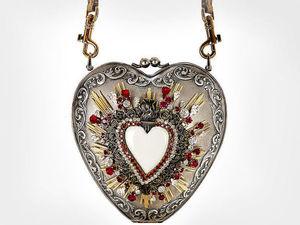Сердца в коллекции Dolce & Gabbana. Ярмарка Мастеров - ручная работа, handmade.