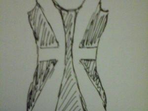 Авторская одежда, идея и создание. Ярмарка Мастеров - ручная работа, handmade.