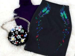 Розыгрыш юбочки и других призов из Коллекции Алисы Адамс.( 3 часть !) | Ярмарка Мастеров - ручная работа, handmade