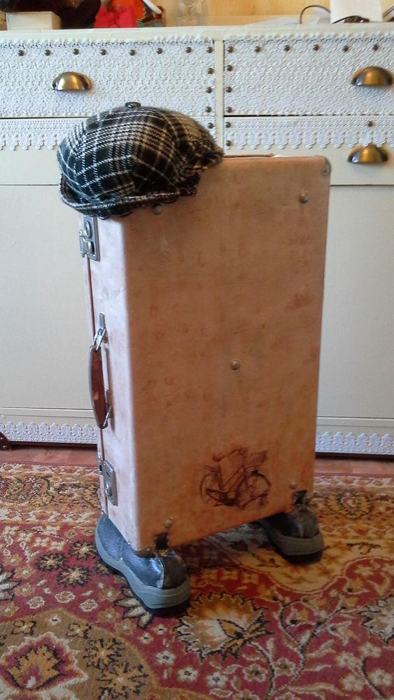 чемодан комод