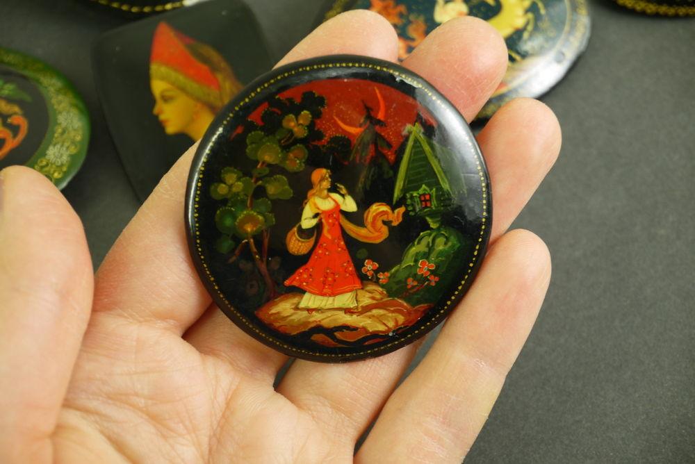 Флудилка: Моя коллекция палех