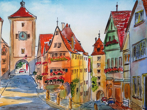 Шестой картинный предновогодний аукцион-торг открыт!!! | Ярмарка Мастеров - ручная работа, handmade