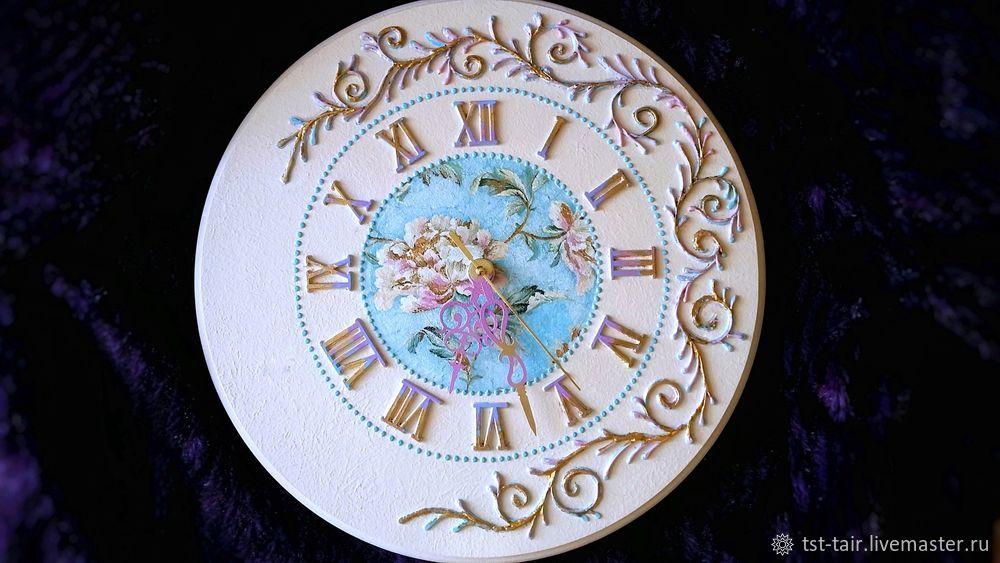 декупаж, декупаж часов, декор часов, декупаж для начинающих, декор для начинающих, часы своими руками, как сделать часы, мастер-класс по декупажу, мастер класс по декору, настенные часы, дизайнерские часы, часы diy, роспись часов, объемный декор, как сделать декупаж