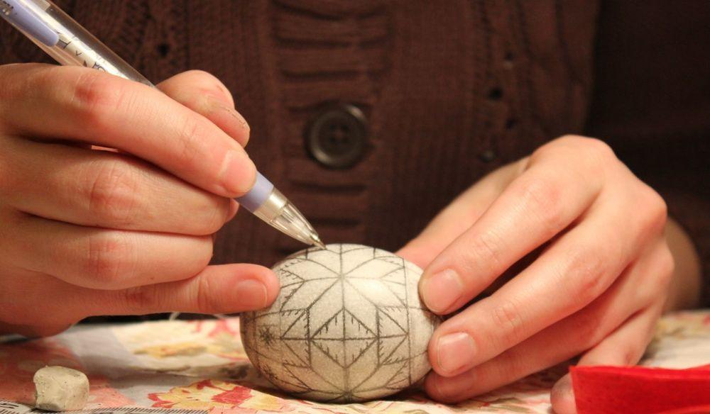 писанка, самодиагностика, магическая практика