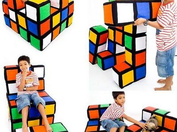 Кубик Рубика вдохновляет на творчество | Ярмарка Мастеров - ручная работа, handmade