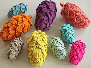 It's Time to Collect Pine Cones: 40 Interesting Ideas for Craft. Livemaster - handmade