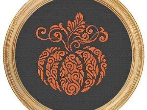 Схема для вышивки крестом