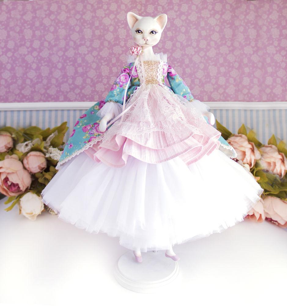 купить текстильная кукла, купить подарок девушке