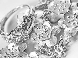 Магические свойства серебра. Ярмарка Мастеров - ручная работа, handmade.