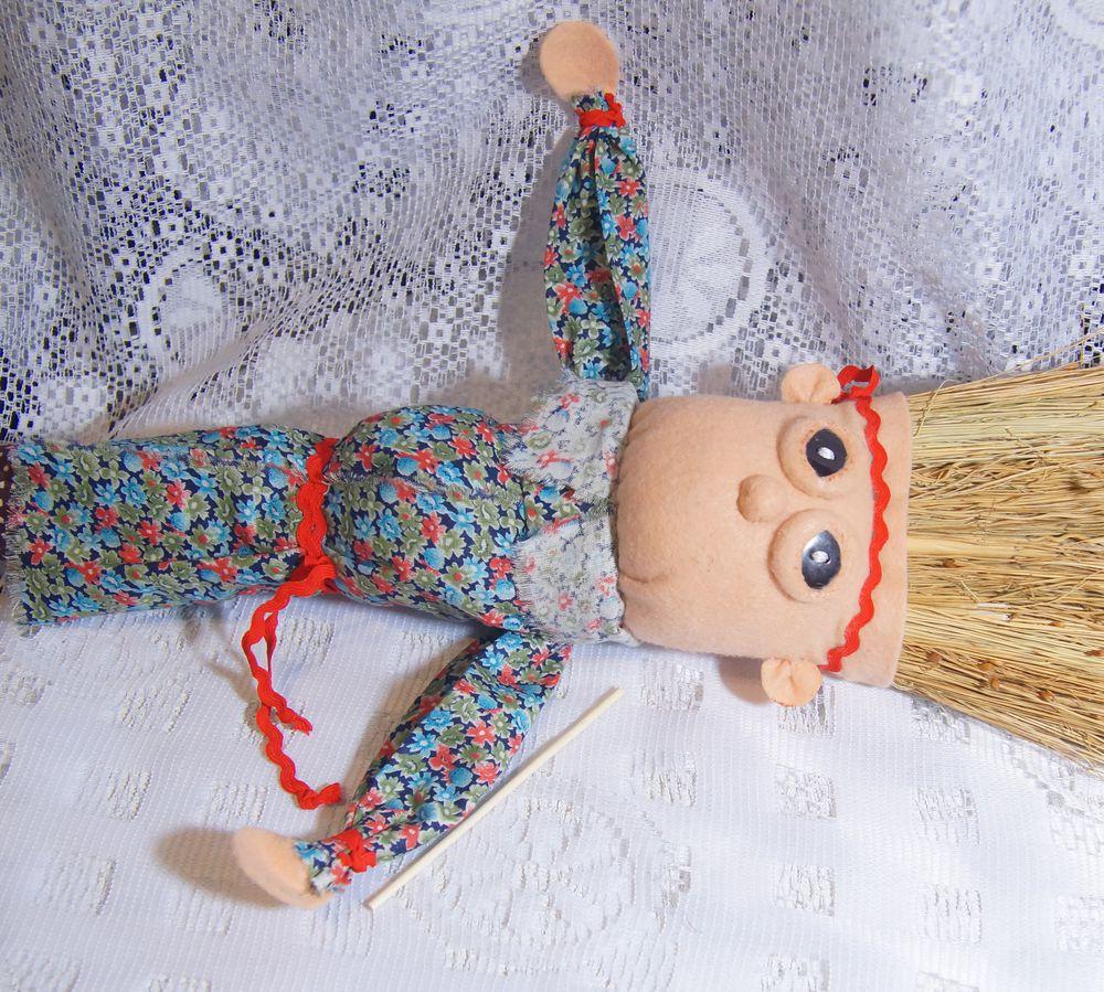 Конспект занятия Изготовление народной куклы-оберега Столбушка для кружка Кудесницы