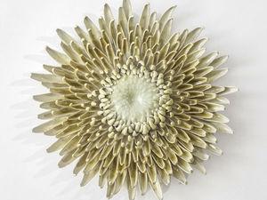 Волшебница из Дании Marianne Nielsen и ее цветущая керамика. Ярмарка Мастеров - ручная работа, handmade.