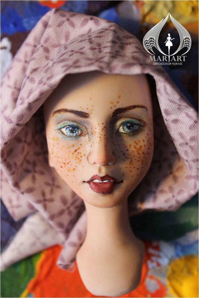процесс, куклы в процессе, роспись куклы