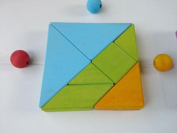 Головоломки для дошкольников | Ярмарка Мастеров - ручная работа, handmade