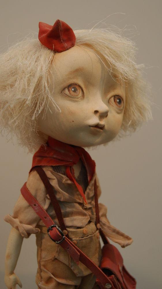 Выставка «Искусство куклы» в Гостином дворе, фото № 27